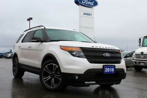 2015 Ford Explorer Sport MEANS 3.5L ECOBOOST ENGINE!... WHICH SH