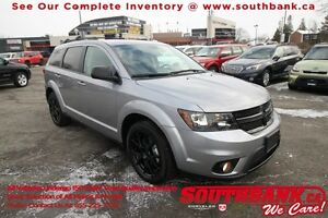 2016 Dodge Journey SXTBlacktop Addition!