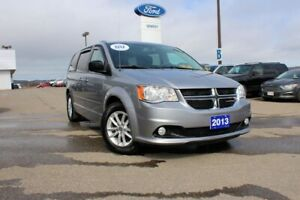 2013 Dodge Grand Caravan SXT IF YOU HAVE TO DRIVE A VAN--IT MAY