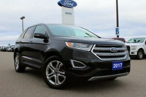 2017 Ford Edge TitaniumSAVE ALMOST $14000 FROM NEW..BEAUTY SUV E