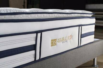 【Brand New】Selene knitting fabric pocket spring mattress