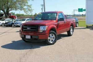 2014 Ford F-150 STX4X4!! MINT!! RARE!! ONLY 21878KMS!!! WOW!!!!
