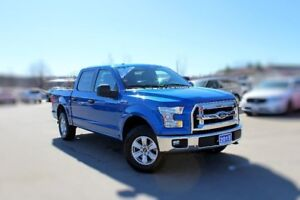 2015 Ford F-150 XLTTRAILER TOW PKG TOW HOOKS BLUETOOTH