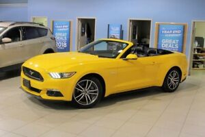 2015 Ford Mustang GT PremiumFAST!! CONVERTIBLE!!! LEATHER!! TRAC