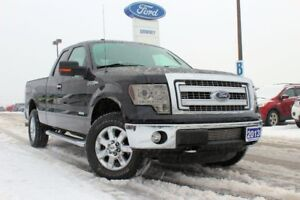 2013 Ford F-150 XLT/4WD/ OVER $7000 IN UPGRADES/