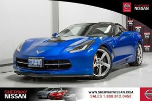 2014 Chevrolet Corvette Stingray Z51 premiere edition,3LT equipm
