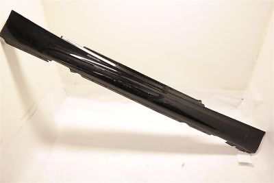 Black Driver Rocker Panel Moulding 51777046347 Fits 2011 BMW 135I OEM
