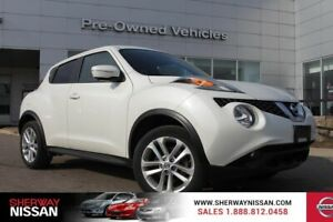 2015 Nissan JUKE SL,,leather,navigation.Clean carproof.Nissan ce