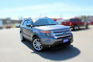 2013 Ford Explorer XLT202A XLT 4WD PANO MOONROOF