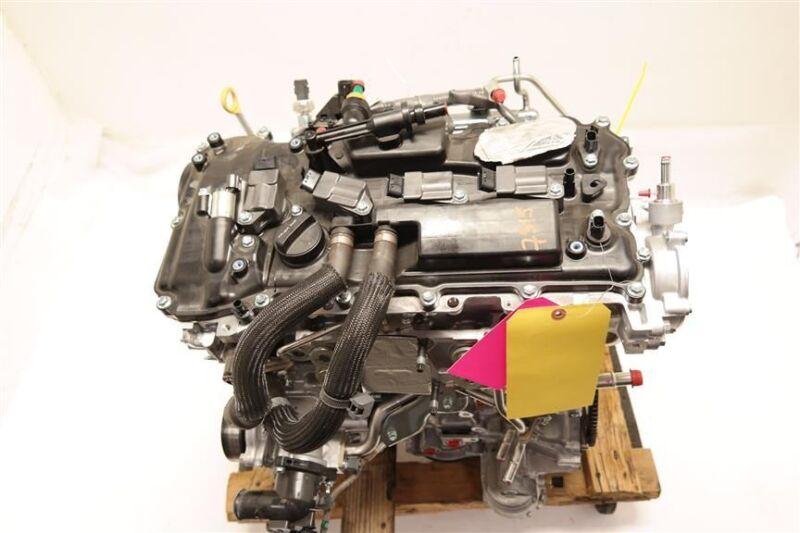 2016 Lexus Is200t Engine Long Block Motor 2.0l 4-cylinder Oem