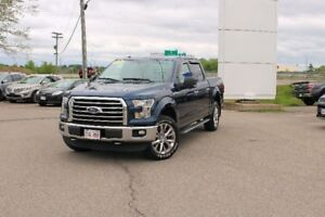 2016 Ford F-150 XLT ONLY 34894KMS! WOW!! TWIN PANEL ROOF/BLINDSP