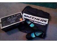 Kids Skechers school shoes