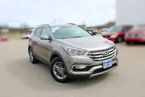 2018 Hyundai Santa Fe Sport PremiumAWD LOW KMS BACK UP CAM