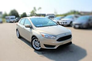 2015 Ford Focus SEHEATED SEATS!!! HEATED STEERING WHEEL!!! 2.OL