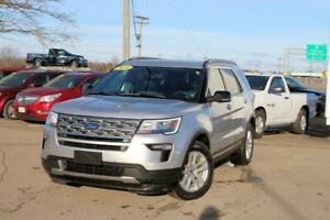 2018 Ford Explorer XLT4X4/ TWIN PANO ROOF!! SYNC 3!! W@W!!! MUST