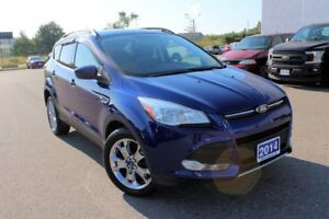 2014 Ford Escape SEA MUST SEE ..... 4WD!! SE!! 1.6 ECOBOOST ENGI