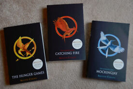 The Hunger Games Trilogy in Paperback