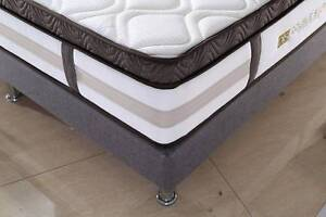 【Brand New】Sweet Sleeper wool cover pocket spring mattress Nunawading Whitehorse Area Preview