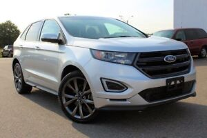 2016 Ford Edge SportFACTORY WRY LEFT, MUST SEE THIS AWD SPORT 2.