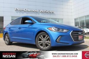 2017 Hyundai Elantra SE,one owner accident free trade. Priced to