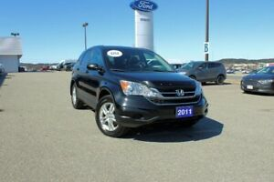 2011 Honda CR-V EX-L LOCAL AND LOADED CRV EX-L!! DOWNEY DEAL TRI
