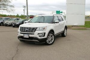 2017 Ford Explorer LimitedWILL PARK ITSELF! LANE KEEPING!! TWIN