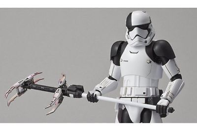 Star Wars Model Kit 1/12 First Order Executioner (The Last Jedi) Bandai Japan**