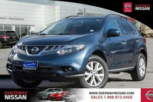 2014 Nissan Murano AWD 4dr SL. Spring clearout sale , make an of