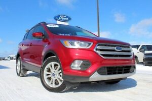 2018 Ford Escape SEL LOADED 4X4 ESCAPE WITH GLASS ROOF-LEATHER-A