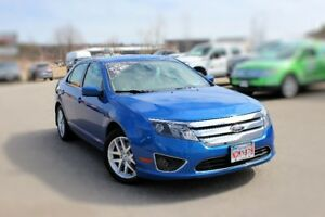 2012 Ford Fusion SEL 2.5L REMOTE START HTD SEATS