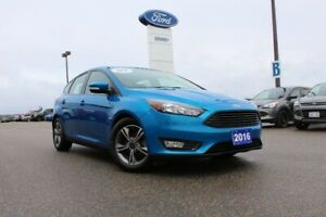 2016 Ford Focus SE YOUR EYES ARE NOT PLAYING TRICKS--YES ONLY 76