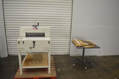 Triumph 4810a 18-12 Hd Electric Paper Cutter