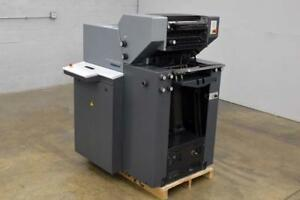 Heidelberg PM46-2 printing press