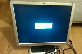 """HP L1910 Monitor - 19"""" (5:4, 1280x1024 @ 75 Hz)"""