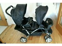 Graco Stadium Double Buggy / Pushchair