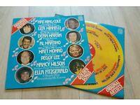 Golden songs 1+2 vinyl