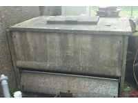 Coal bunker free. 4/5 bag watertight