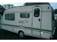 1994 elddis mistral xl light weight caravan comes with extras motormover and awning