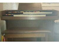 Belton Electric Organ