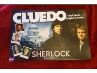 CLUEDO Sherlock edition BRAND NEW