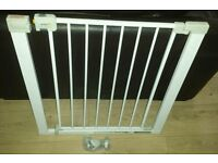 Safety 1st Baby Gate With Fittings