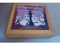 Imagin thinkers wooden vintage game