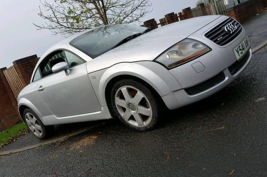 Audi TT 225 BAM for sale 850 O.N.O