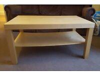 IKEA coffee table 'LACK'