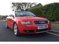 Audi S4 Convertible FASH ++ Full Mot ++++cheapest on net
