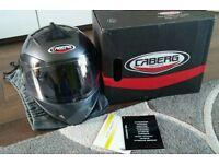 Caberg V2 407 full face motorcycle helmet