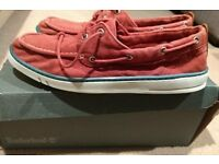 Brand new Timberland Hookset handcrafted men's deck shoes