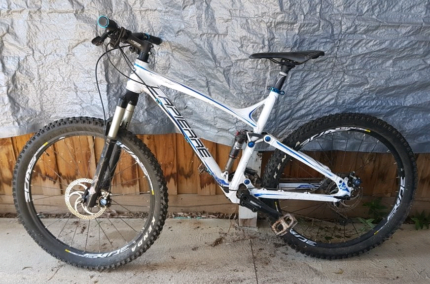 Lapierre X-Flow 312 - Dual suspension mountain bike  - MTB