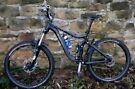 GIANT REIGN FULL F/S WITH UPGRADED HOPE WHEELS/BRAKES, FOX FORKS/DROPPER SEAT,  SIZE M, V.G.C £600