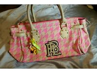 Paul's boutique bag. Christmas present?